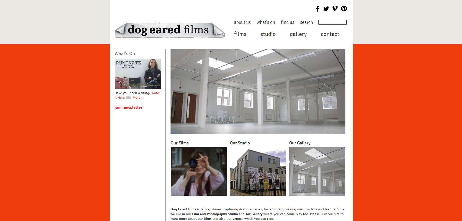 dogearedfilms